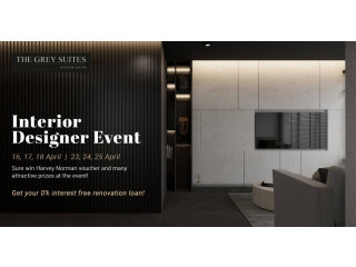 Interior event 16,17,18 Apr 2021