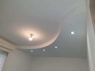 Ceiling & partition