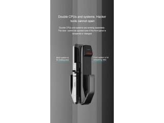 Tenon Pushpull Smart Lock DPA02 / Fingerprint, Card, Password, Key, Bluetooth, WIFI (Optional)