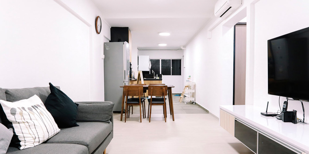 9's Interior