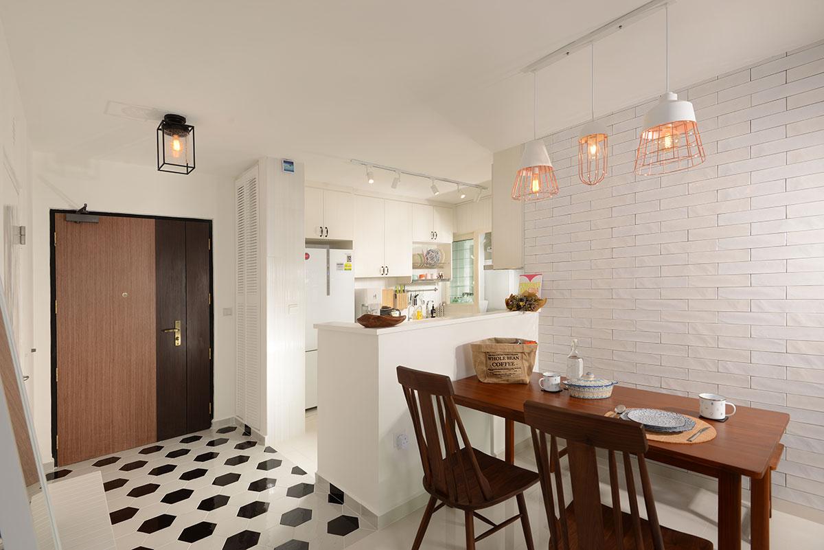 Inspire id studio renovation singapore for Inspire interior design singapore