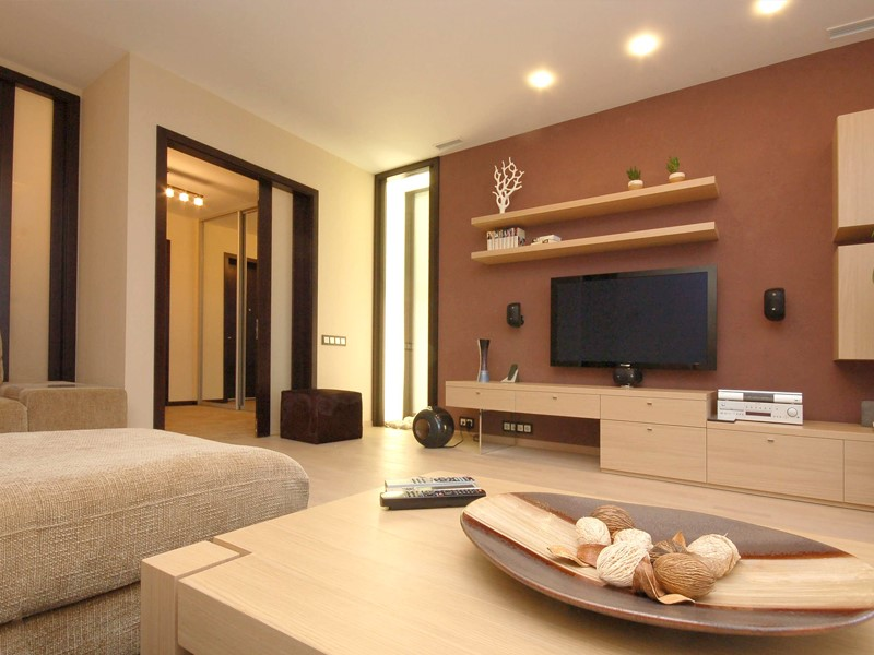 Small home interior design: Why floating wall shelves are better than bracket shelves